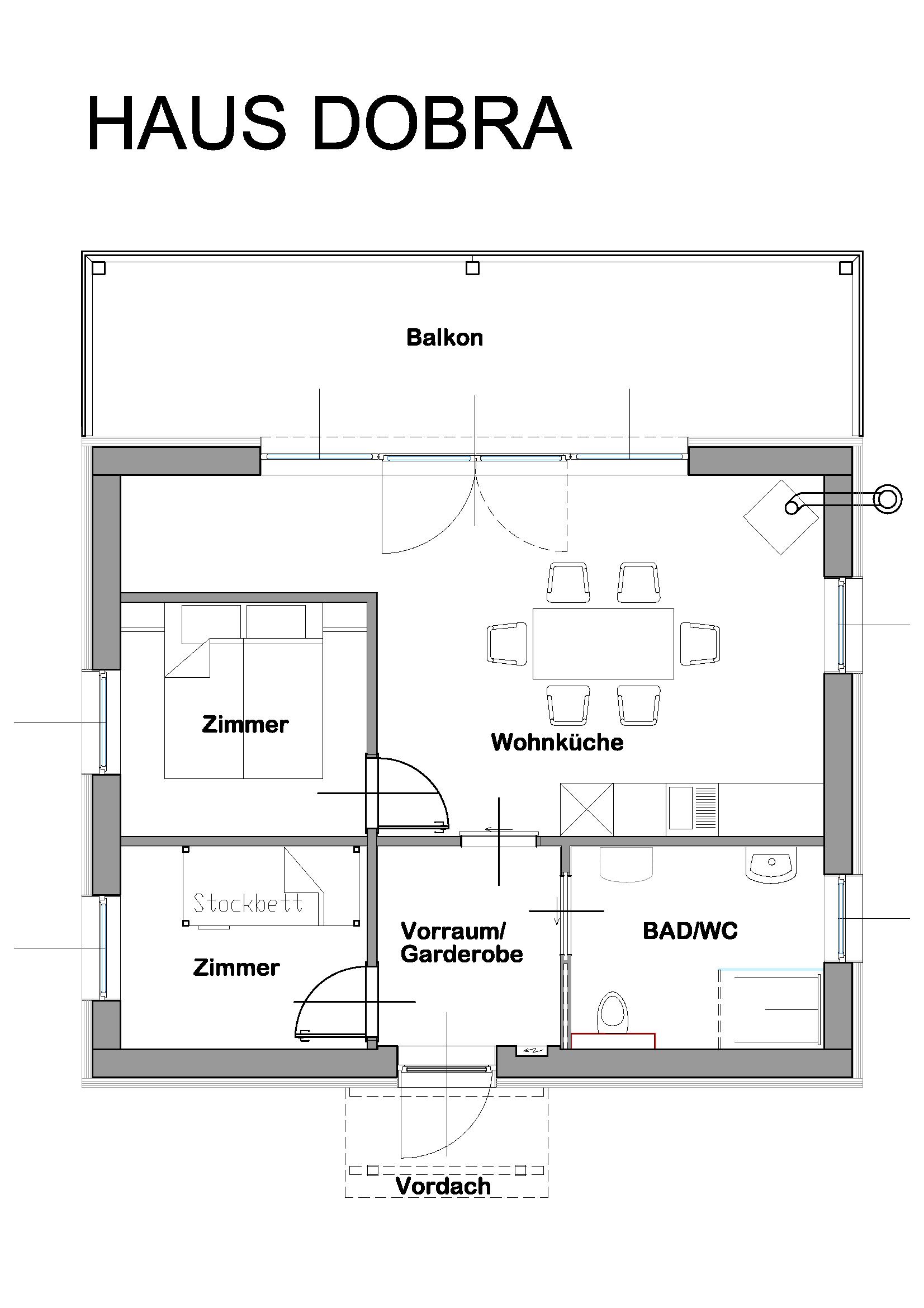 Haus Dobra